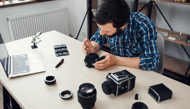 Operations of a Camera