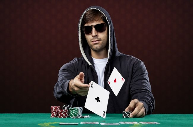 Professional Poker Player0