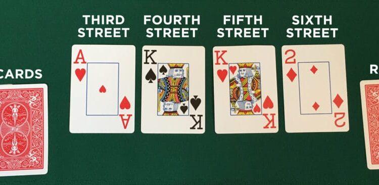 Play 7 Card Stud Poker