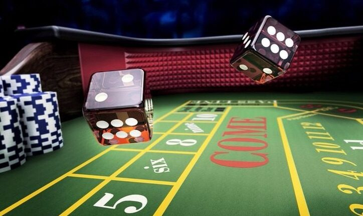 Playing Craps And Investing